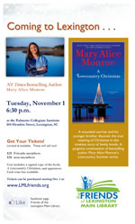 Mary Alick Monroe Event